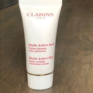 CLARINS multi-active day early wrinkle cream